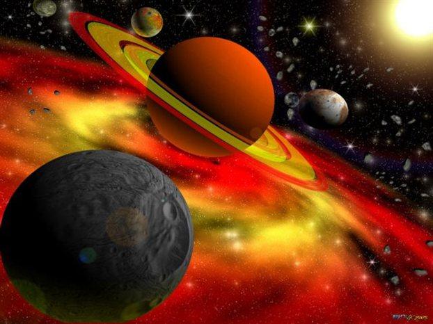 Ο Δίας «έφαγε» τον Άρη