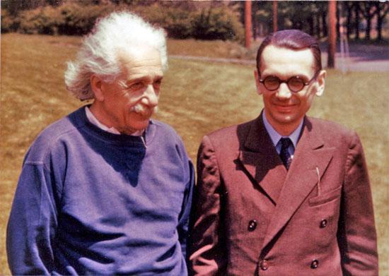 GODEL& EINSTEIN